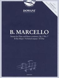 SONATA in Bb major Op.2 No.7 + CD