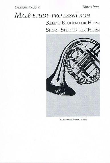 SHORT STUDIES FOR HORN