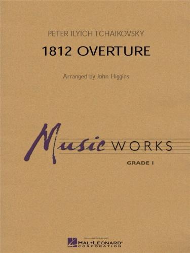 1812 OVERTURE (score & parts)