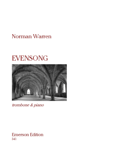 EVENSONG bass clef