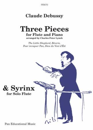 THREE PIECES & SYRINX