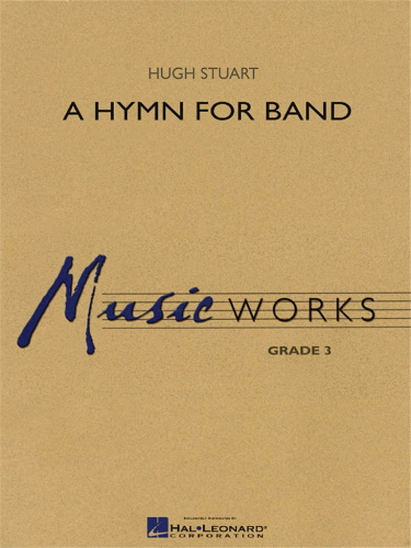 A HYMN FOR BAND (score & parts)