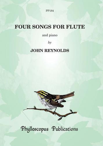 FOUR SONGS FOR FLUTE