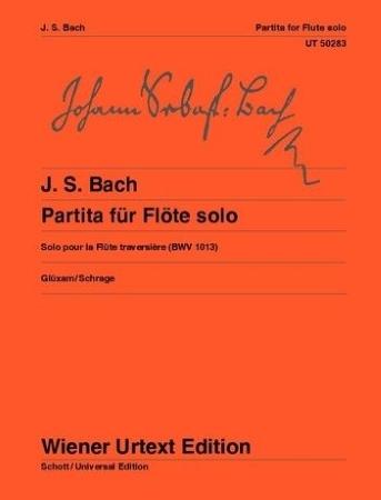 PARTITA in A minor BWV 1013