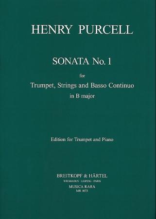 SONATA No.1 in D major