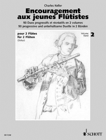 ENCOURAGEMENT FOR YOUNG FLAUTISTS Op.62 Volume 2