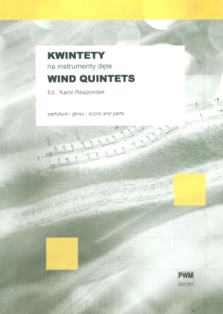 WIND QUINTETS score and parts