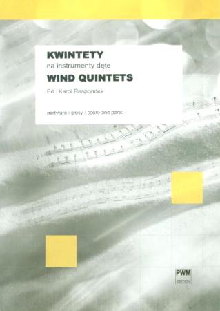 WIND QUINTETS score and parts