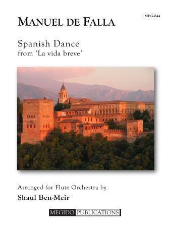 SPANISH DANCE from La Vida Breve