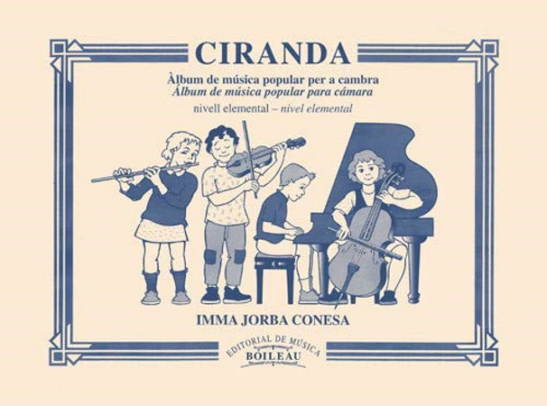 CIRANDA Album of Popular Chamber Music Volume 1