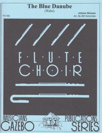 THE BLUE DANUBE WALTZ Op.314 (score & parts)