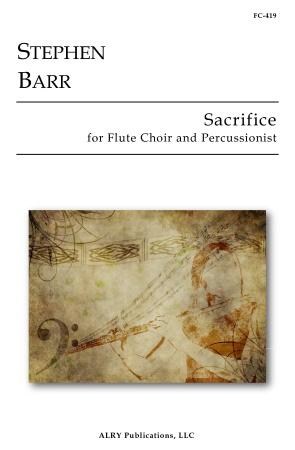SACRIFICE (score & parts)