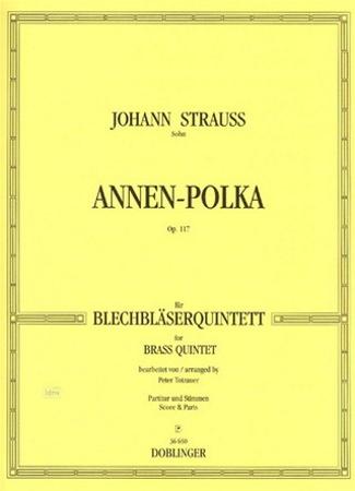 ANNEN-POLKA Op.117