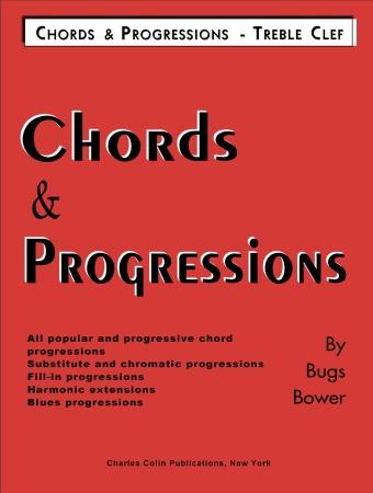 CHORDS & PROGRESSIONS Treble Clef Edition