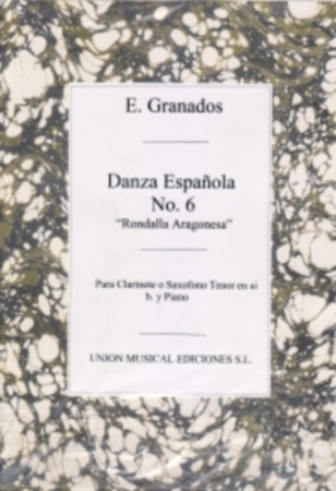 DANZA ESPANOLA No.6 Rondalla Aragonesa