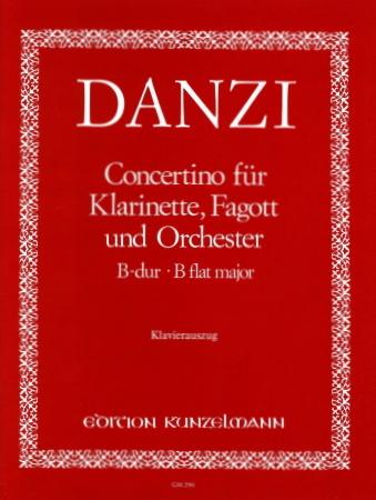 CONCERTINO in Bb major Op.47