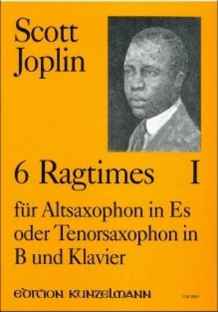 SIX RAGTIMES Book 1