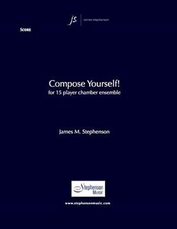 COMPOSE YOURSELF! (score & parts)