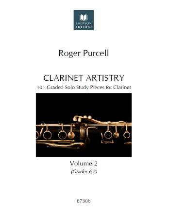 CLARINET ARTISTRY Volume 2