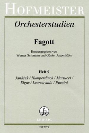 ORCHESTRAL STUDIES 9: Janacek, Humperdinck, Martucci