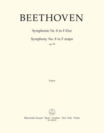 Symphony No.8 - Viola