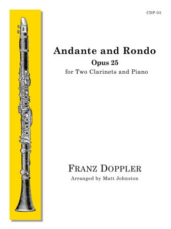 ANDANTE AND RONDO, Op.25