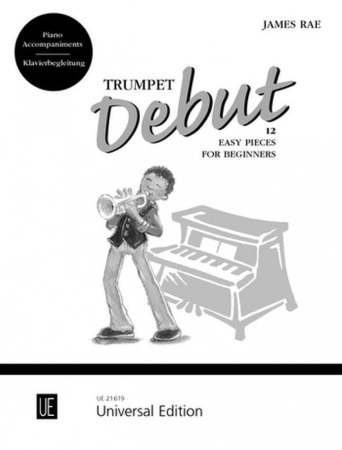 TRUMPET DEBUT Piano Accompaniments