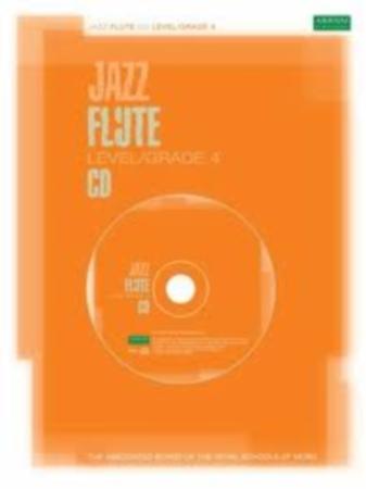 JAZZ FLUTE CD Grade 4