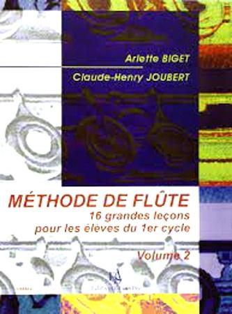 METHODE DE FLUTE Volume 2