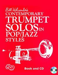 CONTEMPORARY TRUMPET SOLOS in pop/jazz styles