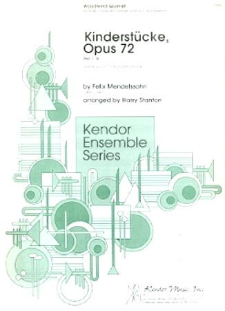 KINDERSTUCKE Op.72 Nos.4-6