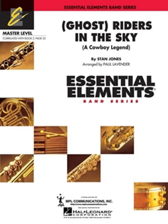 (GHOST) RIDERS IN THE SKY (score)