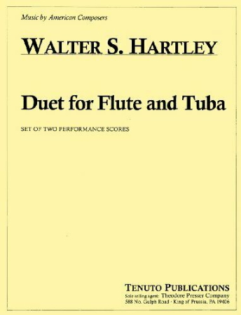 DUET FOR FLUTE AND TUBA