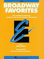 BROADWAY FAVOURITES (Essential Elements) CD accompaniment