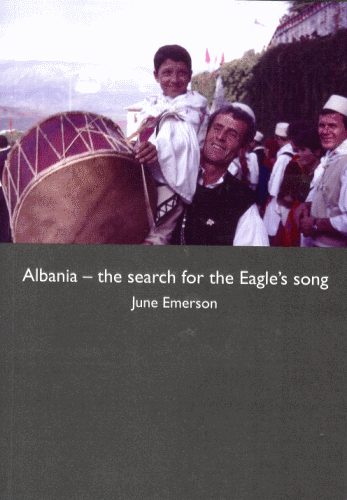 ALBANIA: THE SEARCH FOR THE EAGLE'S SONG (2nd Edition)