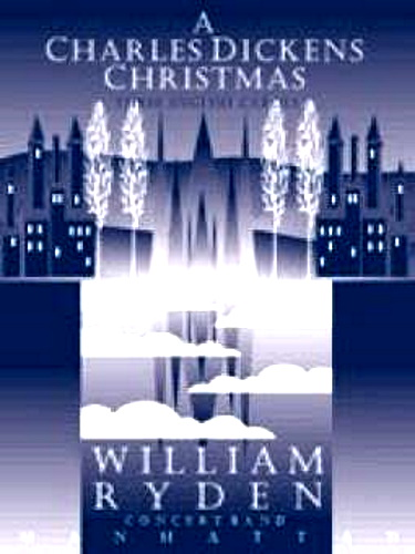 A CHARLES DICKENS CHRISTMAS (score)