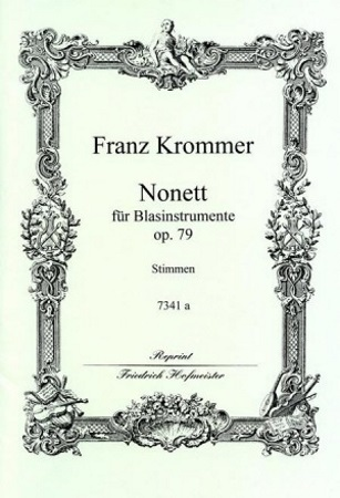 NONET Op.79 (set of parts)