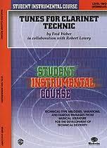 TUNES FOR CLARINET TECHNIQUE Level 2