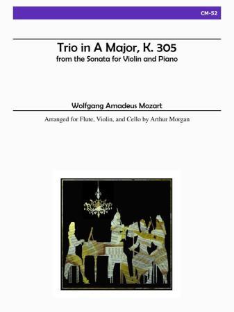 TRIO in A major, KV305