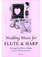 WEDDING MUSIC FOR FLUTE & HARP Volume 1