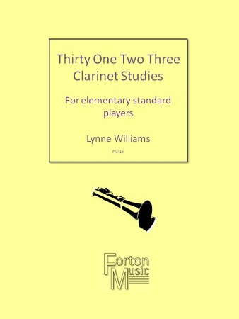 THIRTY ONE TWO THREE Clarinet Studies