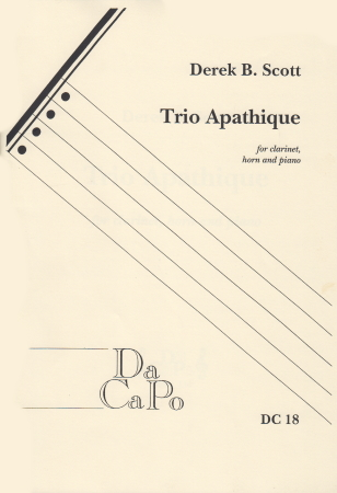 TRIO APATHIQUE Op.3