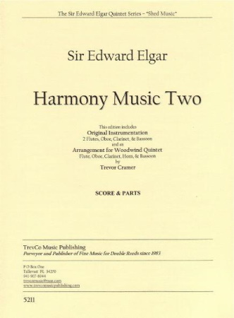 HARMONY MUSIC TWO (score & parts)