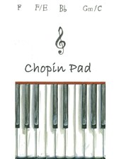 POCKET NOTEPAD Chopin