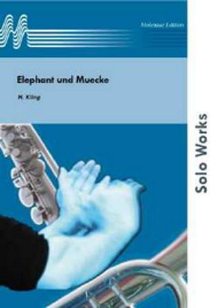 ELEPHANT AND MOSQUITO
