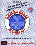 MAJOR & MINOR Volume 24 + 2 CDs