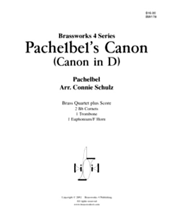 PACHELBEL'S CANON (score & parts)