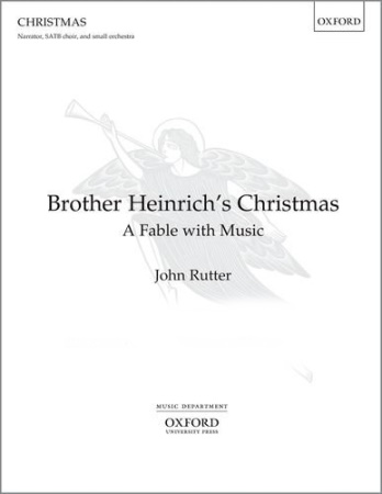 BROTHER HEINRICH'S CHRISTMAS (oboe & bassoon parts)