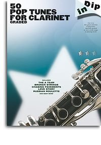 DIP IN: 50 Pop Tunes for Clarinet