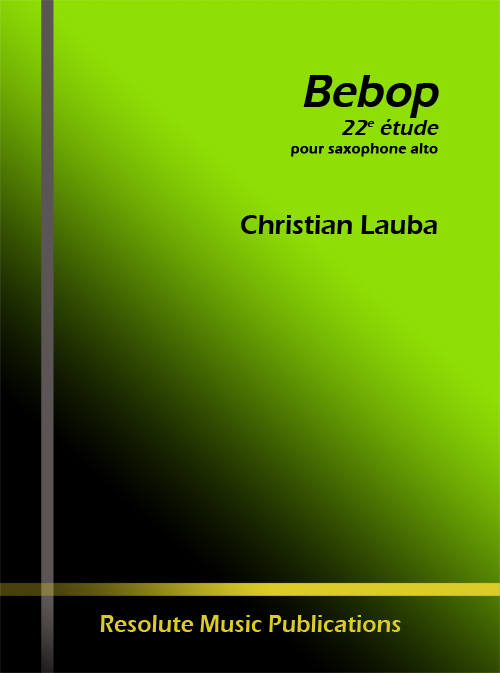 BEBOP Etude No.22